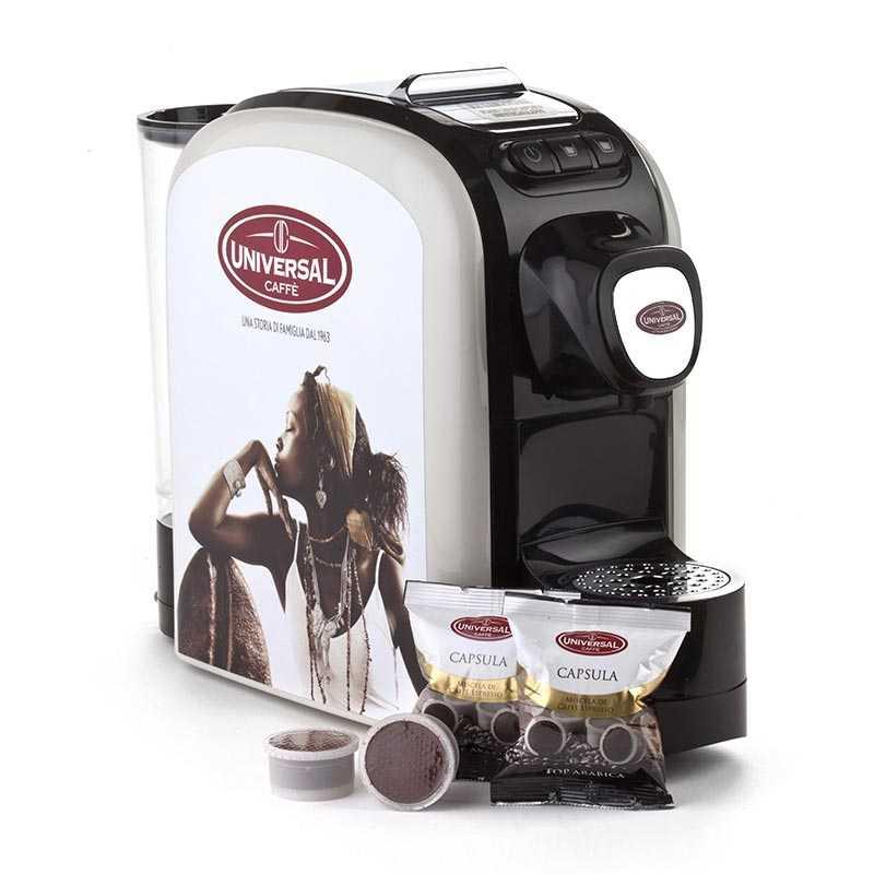 Promo Macchina da caffè a capsule Universal Star
