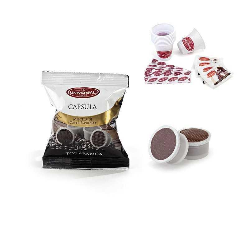 Kit Caffè  Kit Caffè Kit Caffè in Capsule F.A.P. Top Arabica | Compatibili*