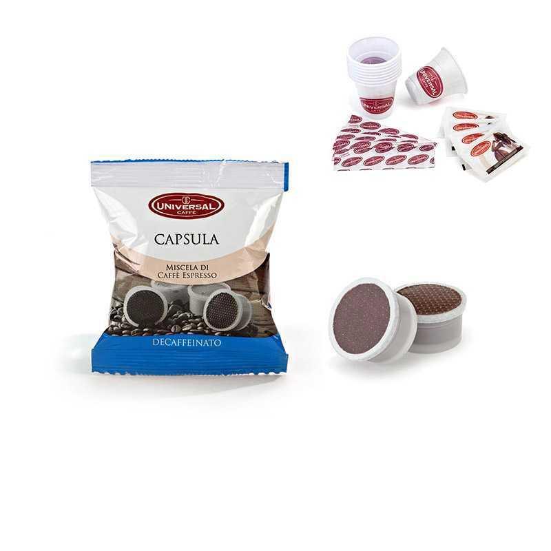 Kit Caffè  Kit Caffè Kit Caffè in Capsule F.A.P. Decaffeinato, Compatibili*