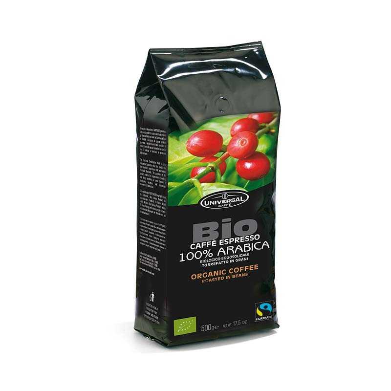 in Grani Bio Fair Trade 100% Arabica