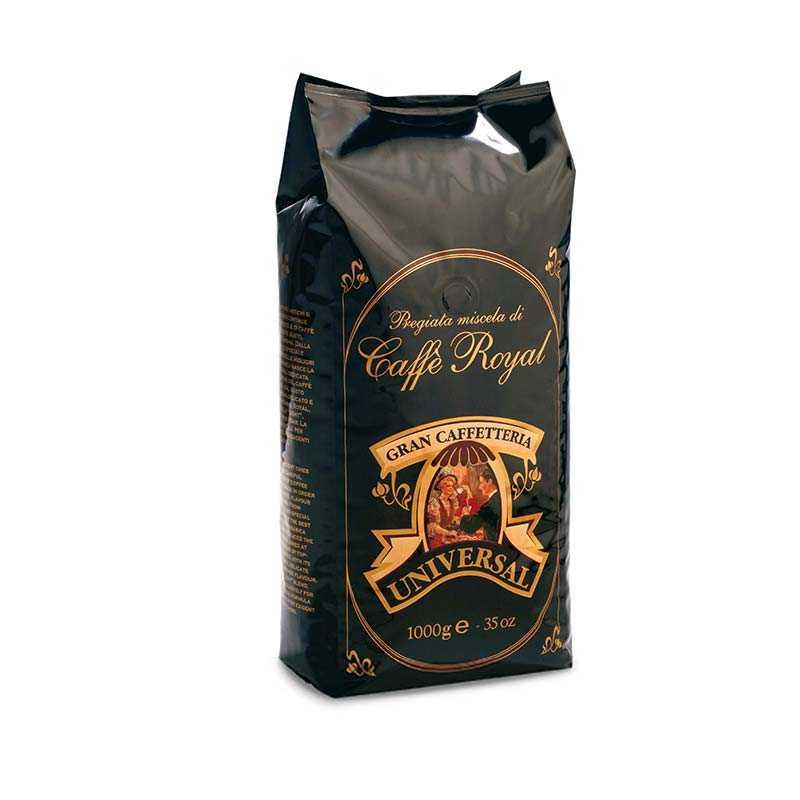 in Grani Royal caffè Universal
