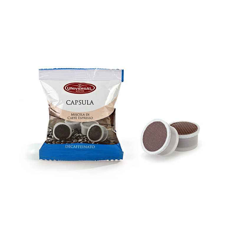 Capsule F.A.P. Caffè in Capsule F.A.P. Decaffeinato, Compatibili*
