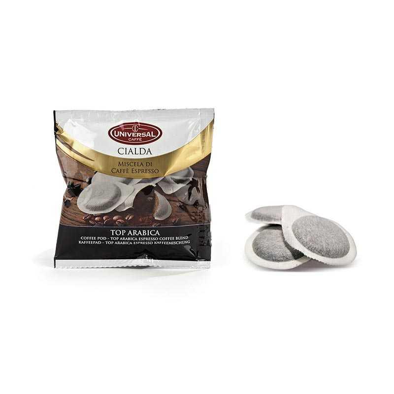 Caffè in Cialde E.S.E. Top Arabica